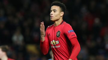 Manchester United sensation Mason Greenwood: 'You can always do better, there's no limit'