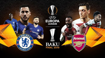 UEFA Europa League final preview: Chelsea v Arsenal