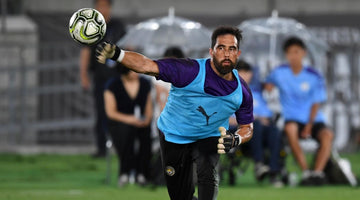 Mindset crucial for fit-again Claudio Bravo