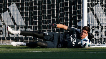 Lopetegui's five goalkeepers train together