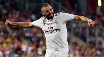 Benzema on par with Cristiano Ronaldo