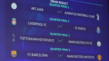 Barcelona drawn to face Man United in Champions League quarter-finals