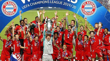Paris 0-1 Bayern: Coman scores Champions League final winner