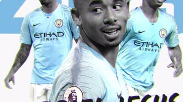 Gabriel Jesus signs new City deal