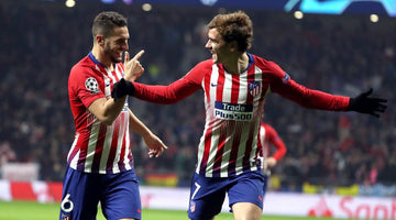 Griezmann delighted as Atlético return to UCL knockouts