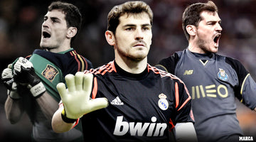 Iker Casillas announces his retirement