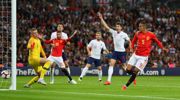 Seven of the best Spain - England games