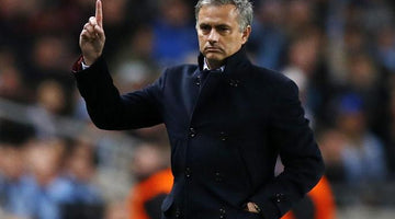 It's true! Mourinho gave his coat to a fan at Turf Moor