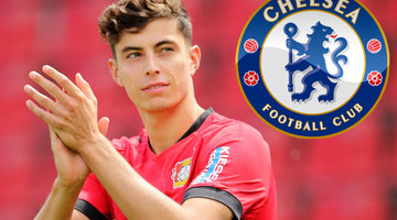 Kai Havertz: Chelsea in talks with Bayer Leverkusen over £70m deal