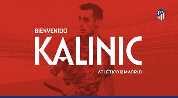 Atlético Madrid: Kalinic signs for LaLiga club