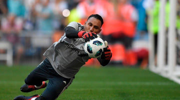 Keylor flies to the Supercopa