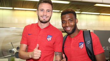 Koke, Saul, Gelson and Lemar all included in squad for Italy