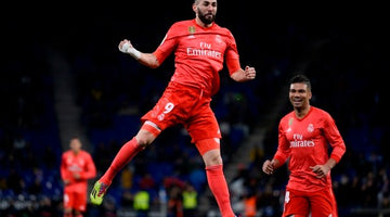 Benzema equals Hugo Sánchez record