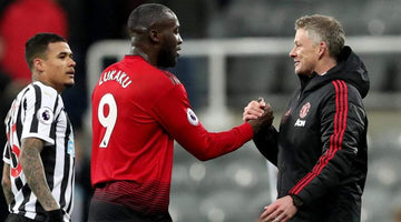Lukaku learning from Solskjaer's studies