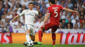 REAL MADRID TO TAKE BAYERN MÜNCHEN ON UEFA CHAMPIONS LEAGUE SEMIFINALS