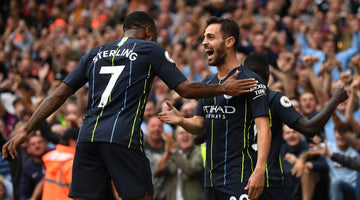 Made in Manchester: City's goals and assists