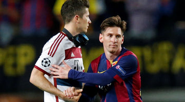 Messi vs Lewandowski: how do they measure up?