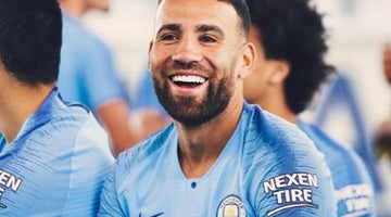 City's squad depth will be key, says Otamendi