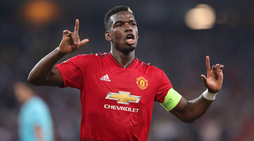 'The result we all wanted': Paul Pogba