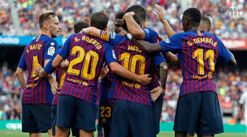 Barcelona boss Ernesto Valverde has his XI for Camp Nou Clasico
