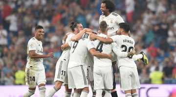 Thirteen Real Madrid players called up for their national teams