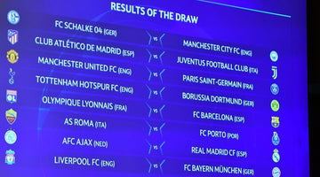 United discover Champions League Last-16 opponents