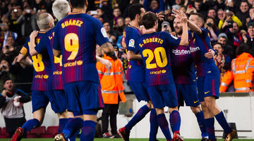 BARÇA TO FACE VALENCIA IN CUP SEMIS