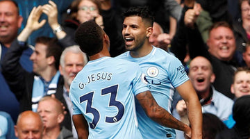 Stats prove Agüero and Jesus can be lethal pairing