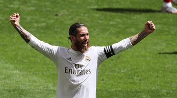 Ramos beats goals-in-a-season record