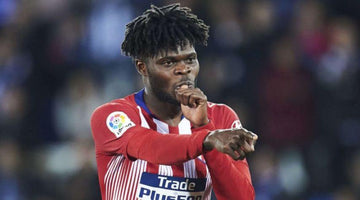 Atlético Madrid in talks to double Thomas Partey's buy-out