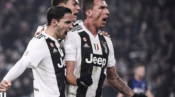 Juventus, Serie A leaders and current champions