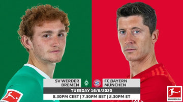 Werder Bremen vs. Bayern Munich: probable line-ups and match stats!