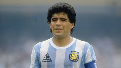 Maradona has died at the age of 60.
