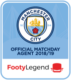 Manchester City Official VIP Hospitality Tickets 2018/19