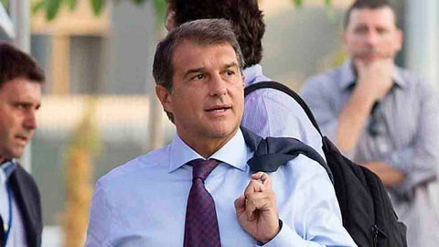 Joan Laporta will run for President in next FC Barcelona elections.