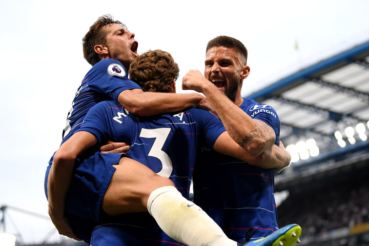 Chelsea FC v Brighton & Hove Albion FC Tickets - English Premier League 2019-20 - Footy Legend S.L.