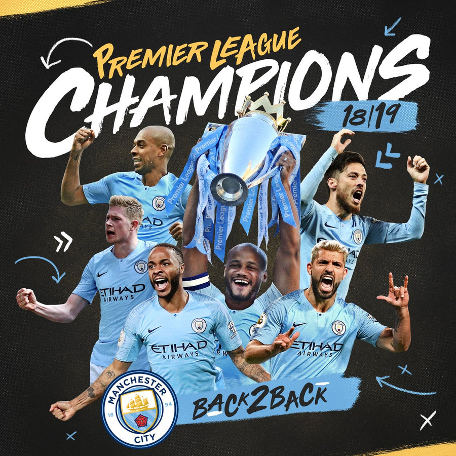 Manchester City FC v Crystal Palace FC Tickets - English Premier League 2019-20 - Footy Legend S.L.