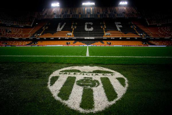 Valencia CF v Club Atlético de Madrid - Spanish LaLiga 2019-20 - Footy Legend S.L.