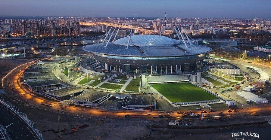 Finland vs Russia - Group B - Match Day 2 - Euro2020 TICKETS