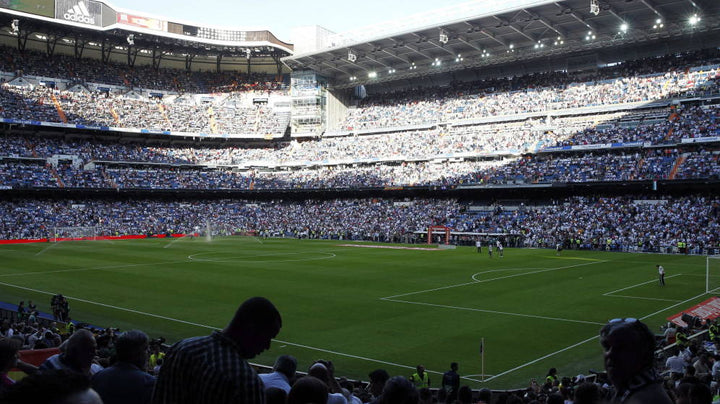 Real Madrid v Manchester City Tickets - VIP Hospitality - Footy Legend S.L.