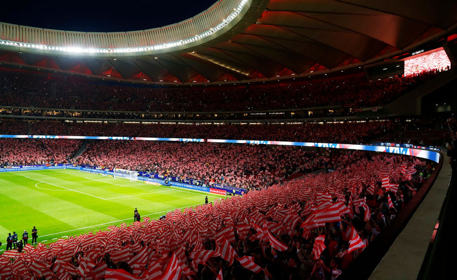 Atletico Madrid v Valladolid Tickets - La Liga - VIP Hospitality - Footy Legend S.L.