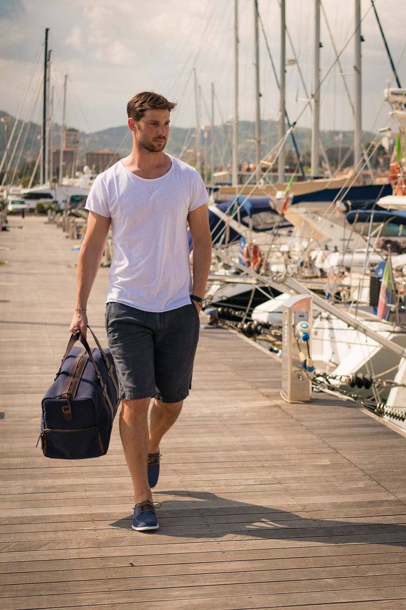 The weekend summer outfit for men | Velasca Sea Break