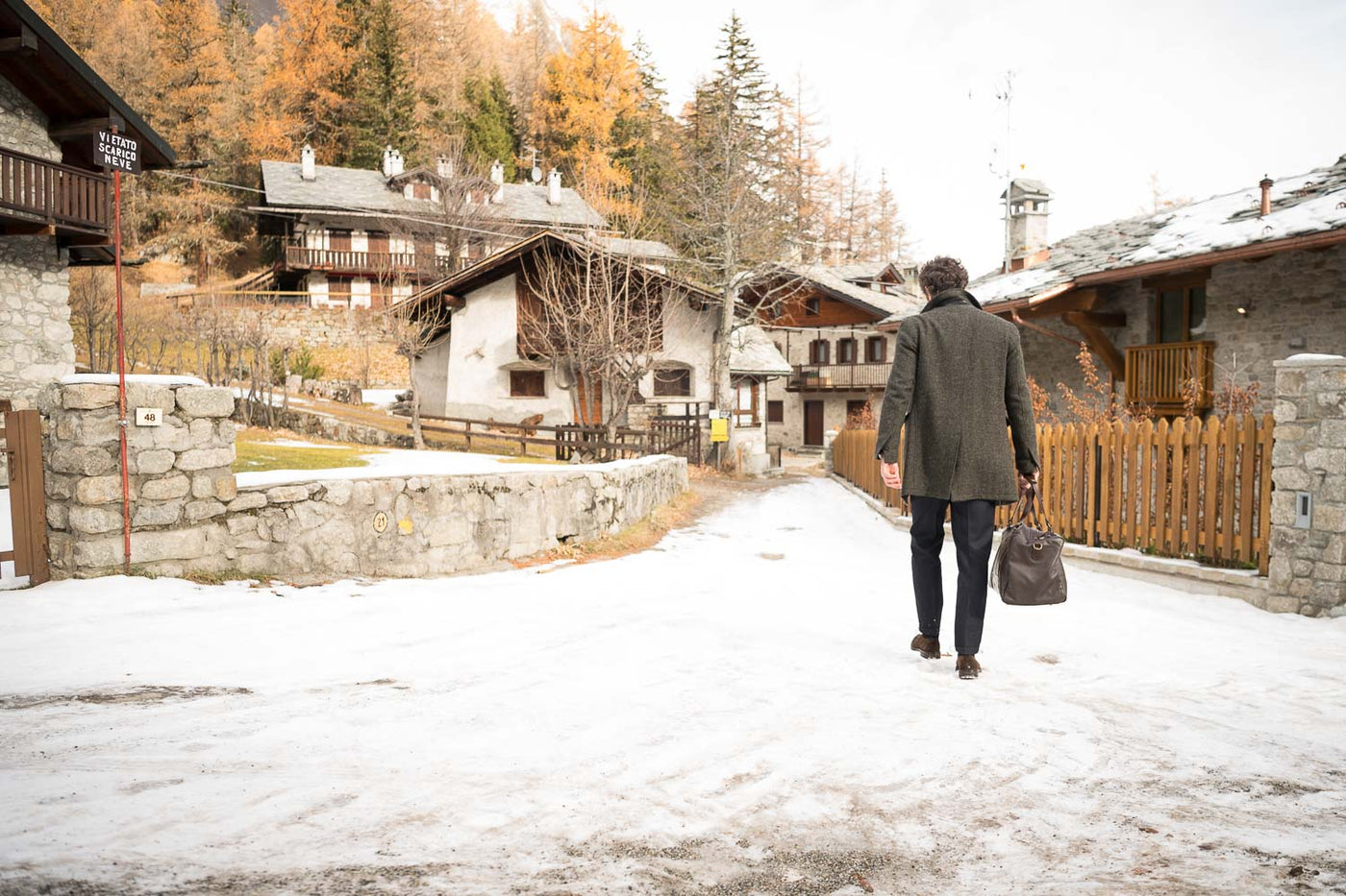The Alps Style | The Velasca Weekend Collection