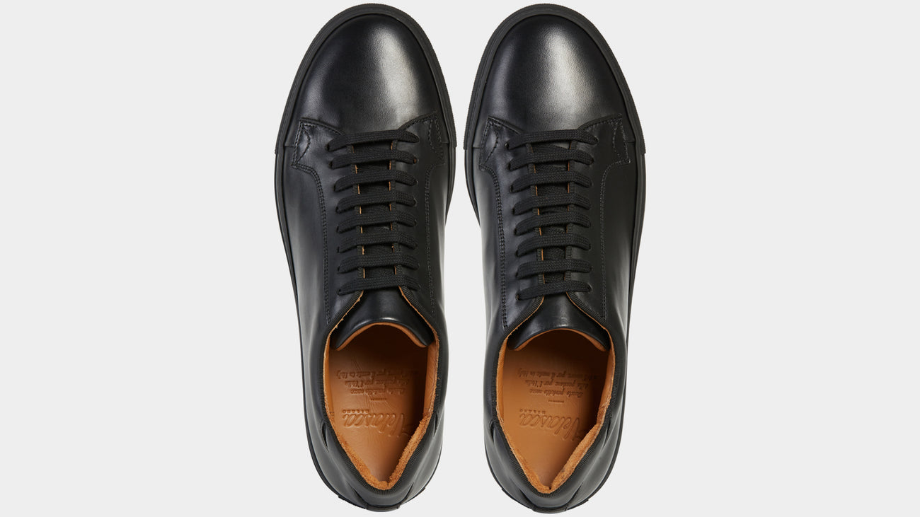 Velasca Belèratt Black Full grain leather