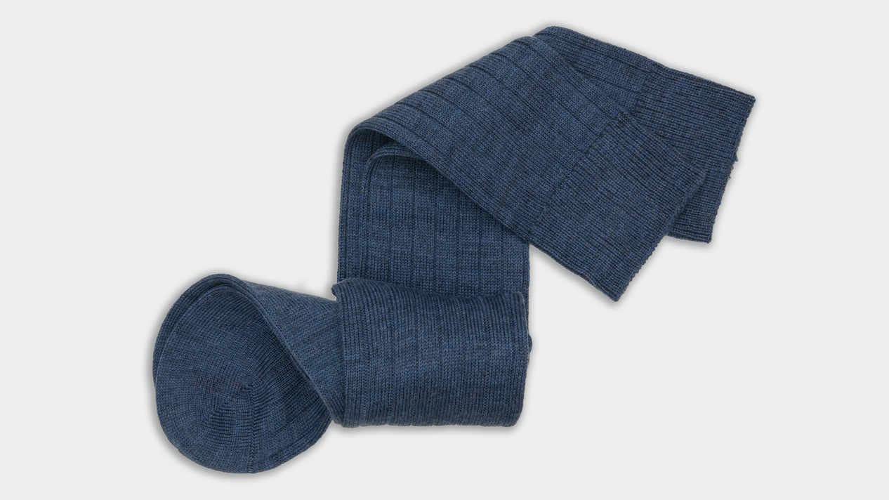 Velasca Brasca Dark blue Wool