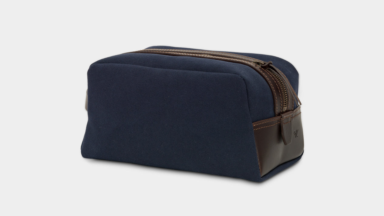 Velasca Bags Bursin Blue Canvas