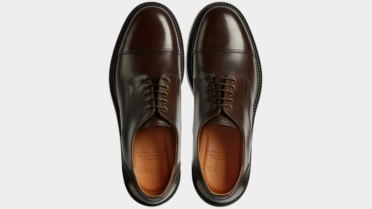 Velasca Cervellee Dark brown Full grain leather