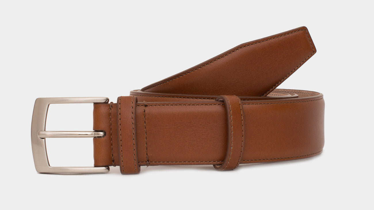 Velasca Cinta Cognac Full grain leather