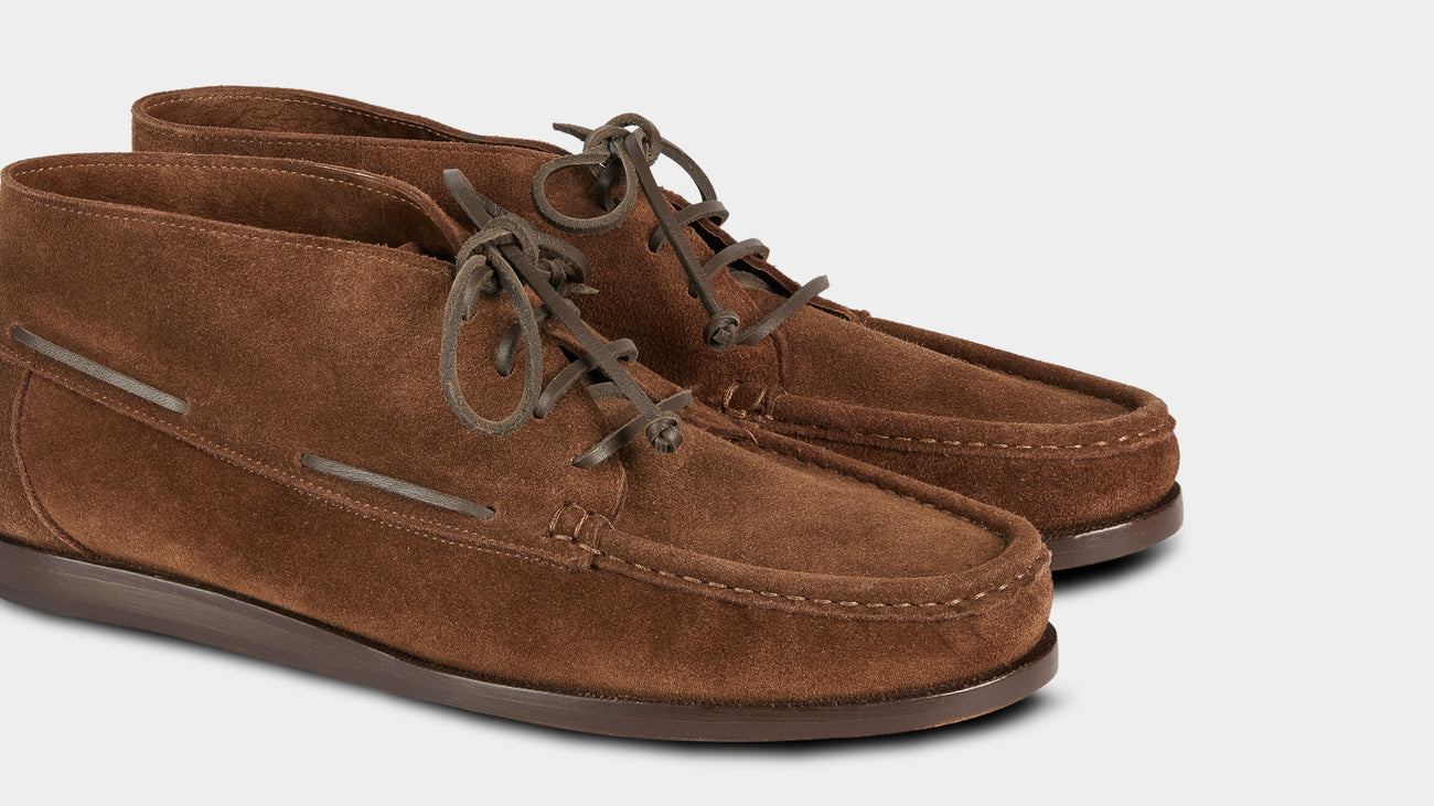 Velasca Ankles Fironatt Dark brown Suede leather