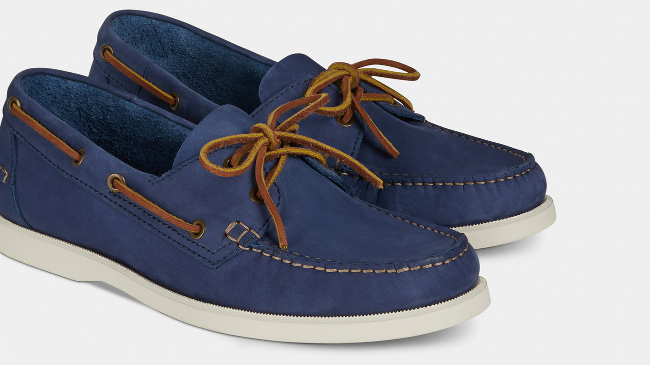 Velasca Gambaree Light blue Nubuck leather